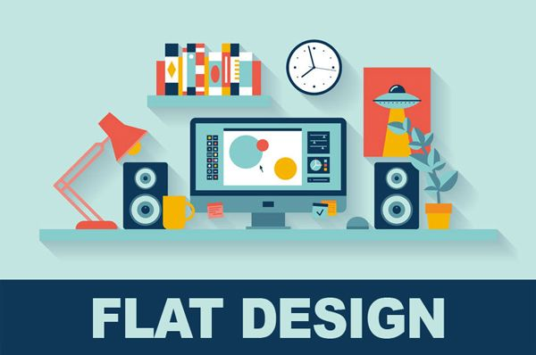 The Good, Bad and Ugly Aspects You Need to Know about Flat UI Design