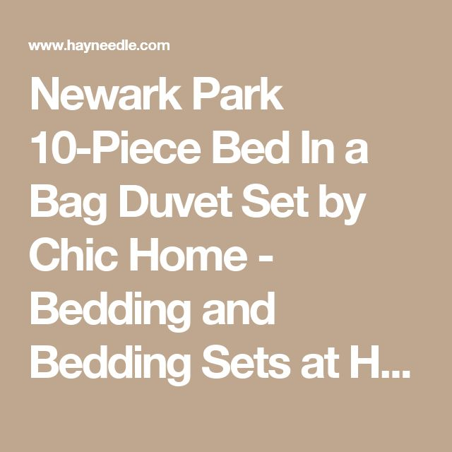 the 25 best bed in a bag ideas on pinterest