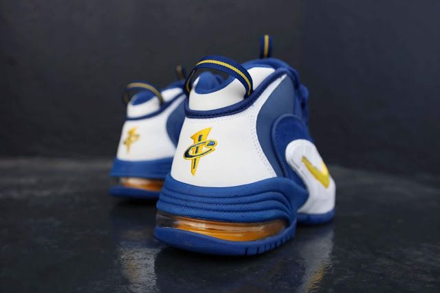 Swag Craze: First Look: Nike Air Max Penny 1 'Warriors