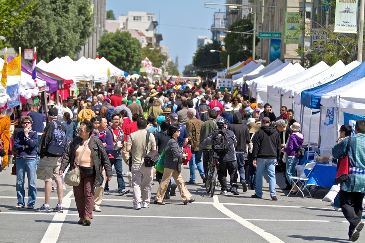 Traffic amongst participating vendors