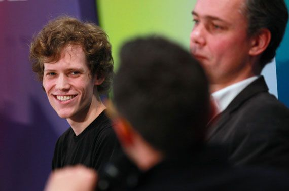 #Google #Hires the #Creator of #4chan
