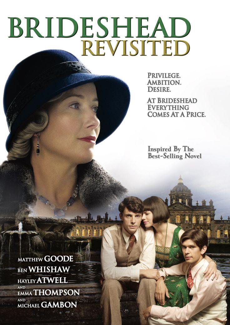 'Ritorno a Brideshead' (2008); regia: Julian Jarrold. Titolo originale: 'Brideshead Revisited'