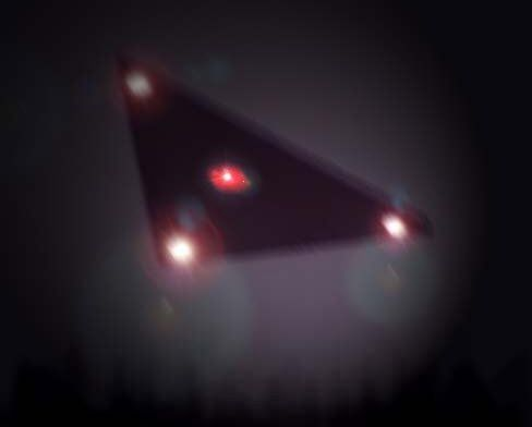 The Hudson Valley UFO seen by over 300 witnesses. Some reporting it was the size of a football field!