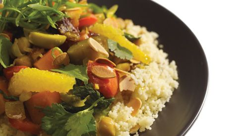 Chicken that's a bit more kickin'. Try Anna Olson's recipe for this quick and delicious stew. http://bit.ly/2nS2u4x