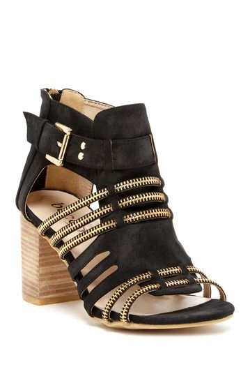 Bucco Penina Zip Sandal by Bucco on @HauteLook