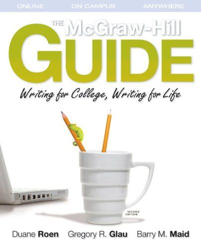 25 mcgraw hill connect plus bestseller books online the mcgraw hill guide writing for college writing for life fandeluxe Image collections