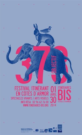 Objectif 373 2014, Festival itinérant en Côtes d'Armor, Spectacles vivants, arts visuels