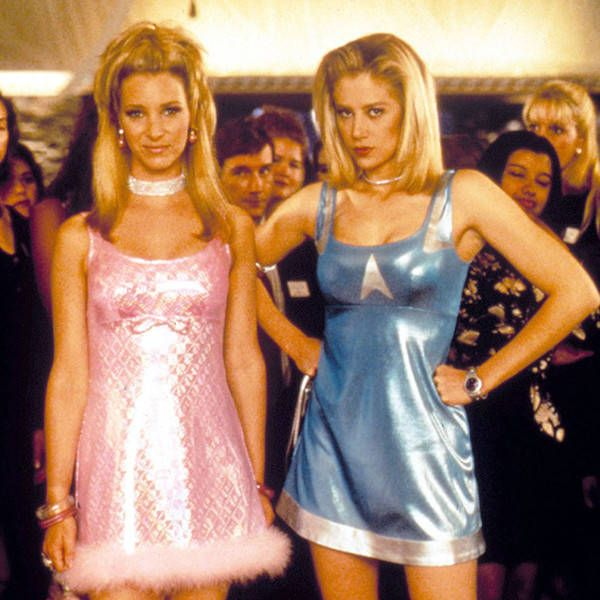 """Movie Inspiration: """"Romy and Michele's High School Reunion"""""""