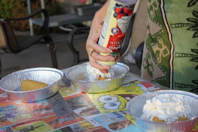 ... Stuff on Pinterest  Cat litter cake, Sushi and White trash party