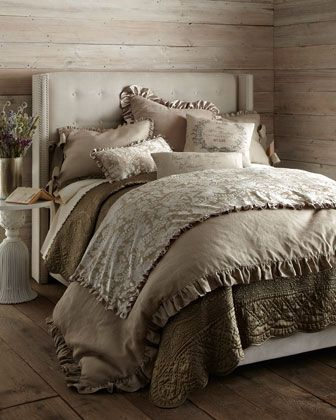 Aimee Bedding by French Laundry Home at Horchow. ~BEAUTIFUL~