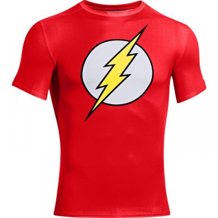 Pánské kompresní tričko Under Armour Alter Ego Flash