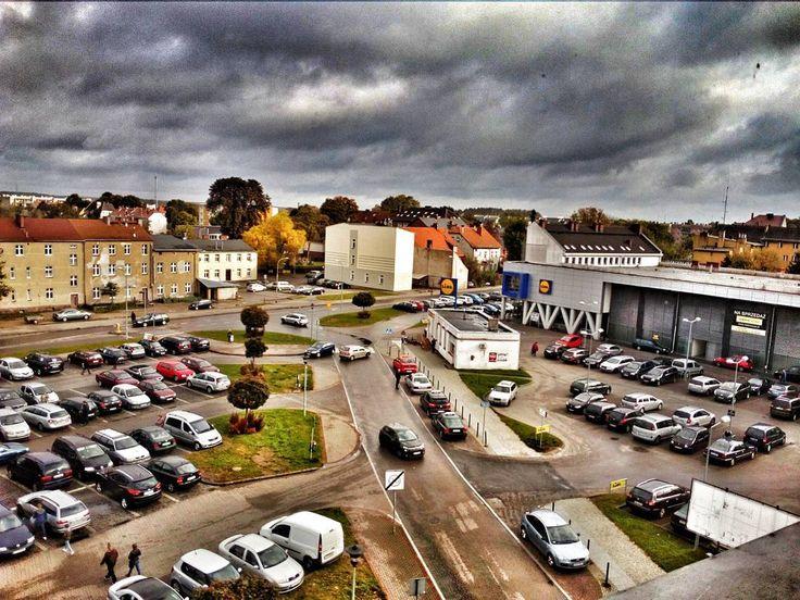 Tyyyle samochodów  #Szczecinek #auta #Temat #foto