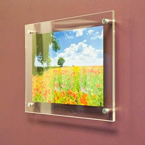 image result for acrylic photo frames