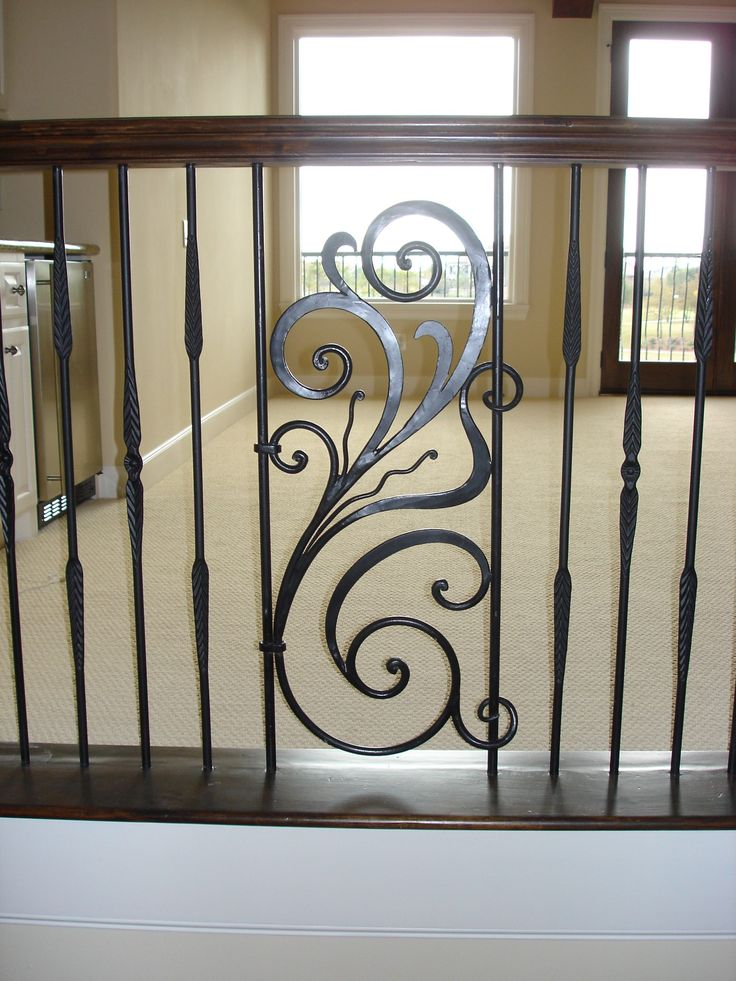 17 Best Images About Wrought Iron Panels For Stairs On