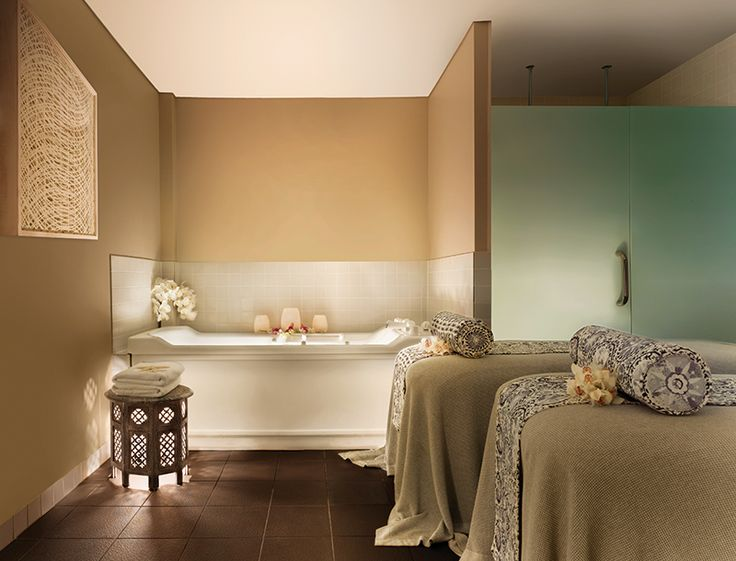 Relax in the private spa at One&Only Resort