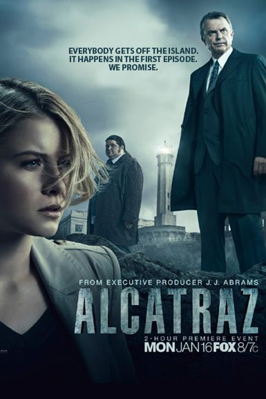 Alcatraz : JJ Abrams aime les conspirations et moi aussi ;-)