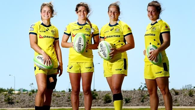 Australia's womens team elated Sevens rugby will be included at 2018 Commonwealth Games