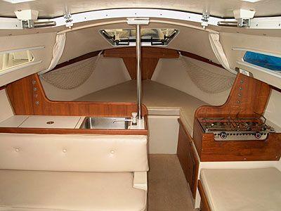 Siren 17 Pocket Cruiser: homely but any good? - Cruising ...