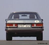 Die Coupés der Baureihe C 123 bereichern 1977 das Portfolio von Mercedes-Benz, sie wurden vor 40 Jahren im März 1977 auf dem Automobilsalon in Genf vorstellt.