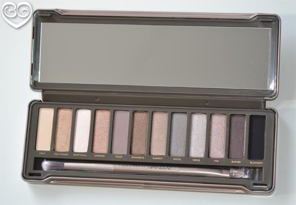 Tutorials met Urban Decay Naked 2 palette | Mascha's Beautyblog - Beautygloss.nl