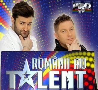 Vizioneaza Online Romanii au Talent - Sezon 4 Episodul 1 din 14 Februarie 2014
