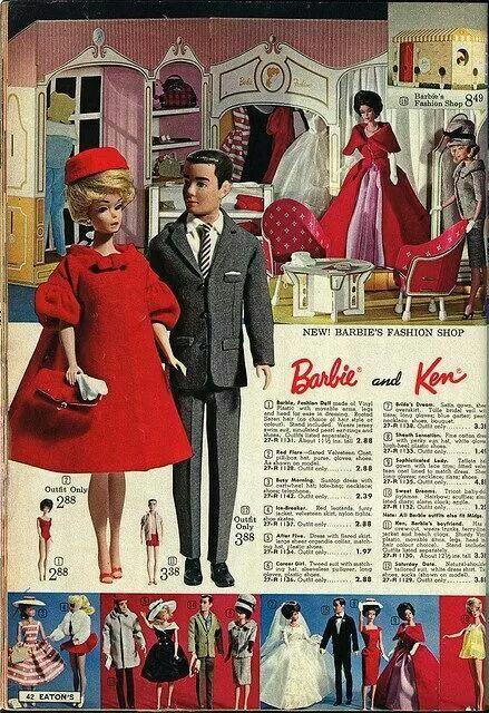 17 Best Images About Barbie Doll Vintage On Pinterest