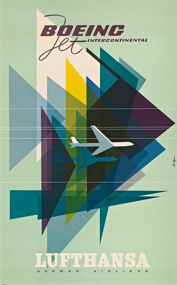 Corporate Identity von Fluglinien: Oh, wie schön ist Pan Am – Tea One