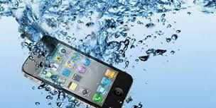 the latest innovations: Your phone Wet splashed into the water? Try ADDING...