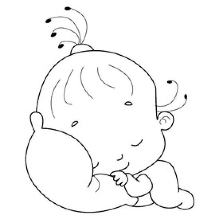 Moderno Bebé Durmiendo Belleza Para Colorear Ideas - Páginas Para ...