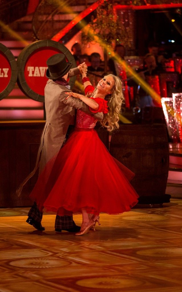Strictly Come Dancing 2015 - The Quarter Finals - Kellie and Kevin