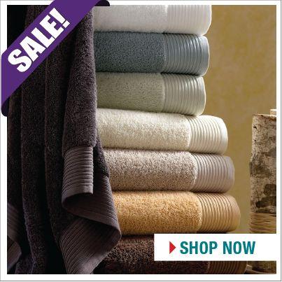 Egyptian Cotton Towels NOW ON SALE!    http://www.beddingtons.com/p-6659-grand-egyptian-cotton-towel-by-cambridge.aspx?utm_source=facebook&utm_medium=Email&utm_campaign=030414B  #Towels #Bathroom #Sale #Sales #Beddingtons