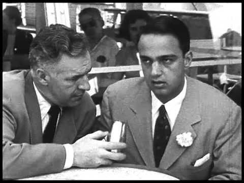 Roy Cohn interview 1951 - YouTube