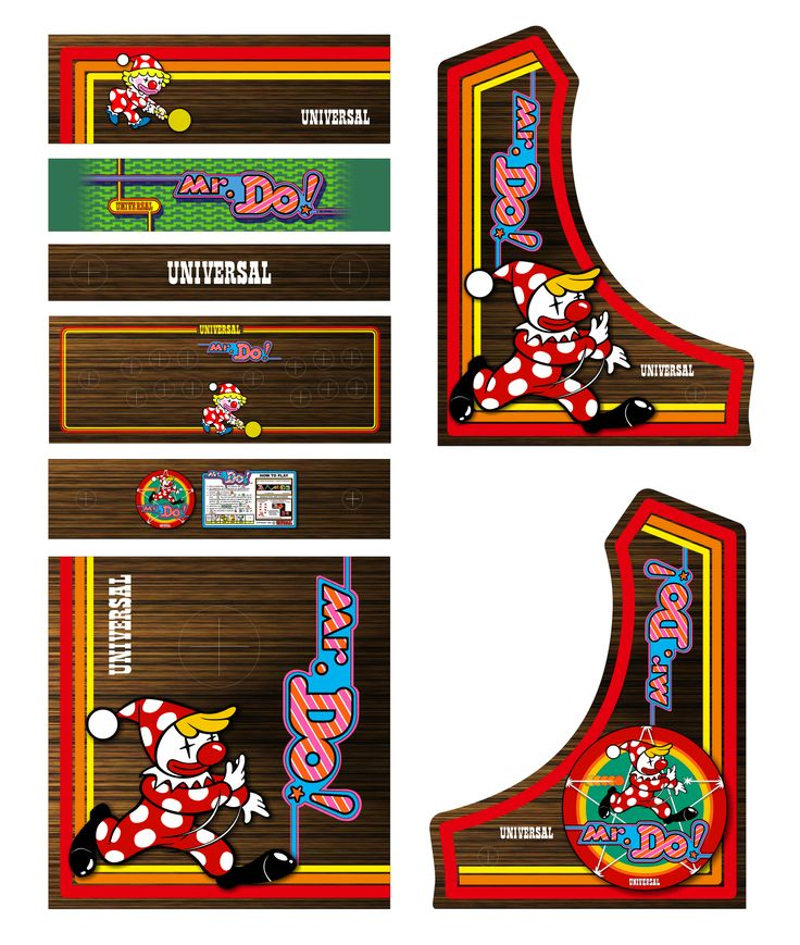 61 best images about Bartop Arcade Designs on Pinterest