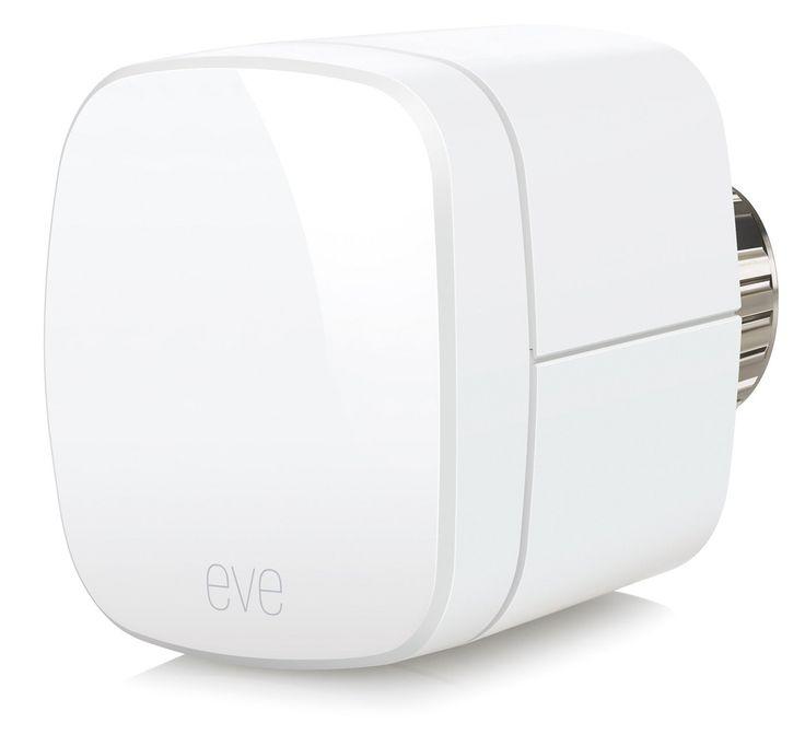 SmartHome! Momentan denkt man zwar nicht ans Einheizen ;-) Bei amazon gibt es das Elgato Eve Heizkörperthermostat für nur 49,99€ - der geizhals.at Vergleichspreis liegt bei 64,94€.   #Amazon #Elektronik #Elgato #Haushalt #Smarthome #Thermostat