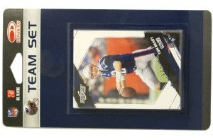 New England Patriots 2009 Score Team Set