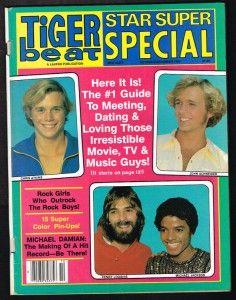 Tiger Beat Magazine Covers 1980 | Details about TIGER BEAT STAR SUPER TEEN MAGAZINE JOHN TRAVOLTA DEBBY ...