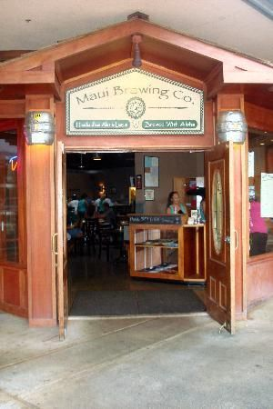 Maui Brewing Company, Lahaina, Maui, Hawaii, USA