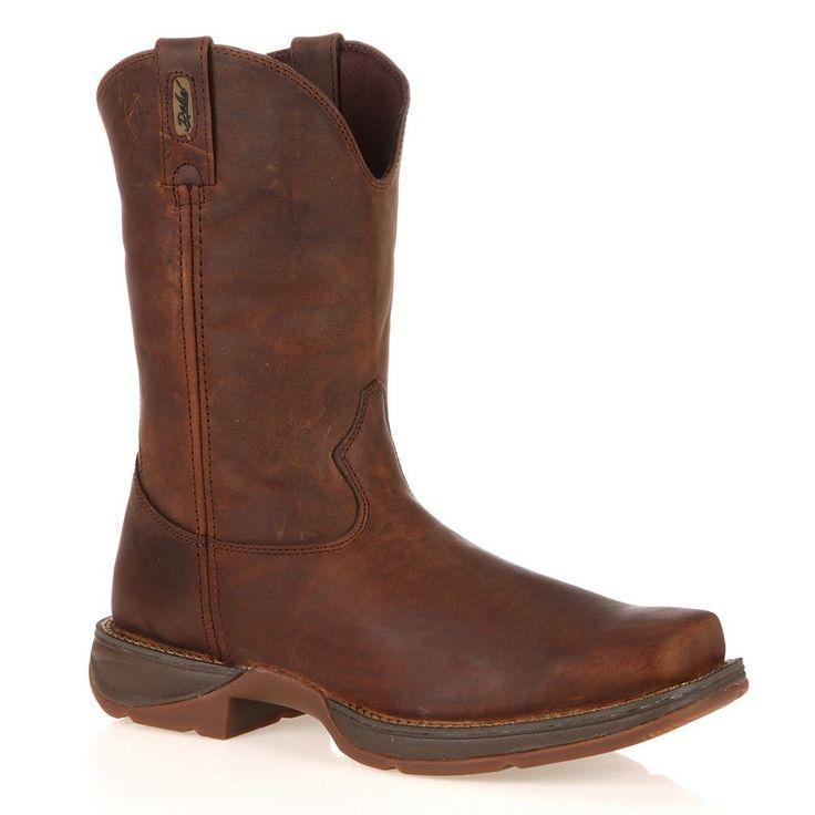 Durango Rebel Men's 11-in. Western Boots, Size: medium (12), Brown