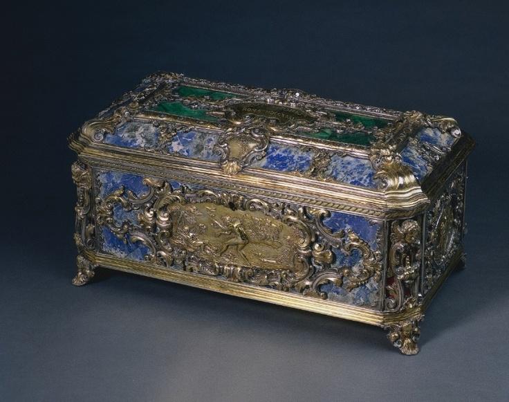 Boncompagni-Ludovisi-Ottoboni Casket, 1731