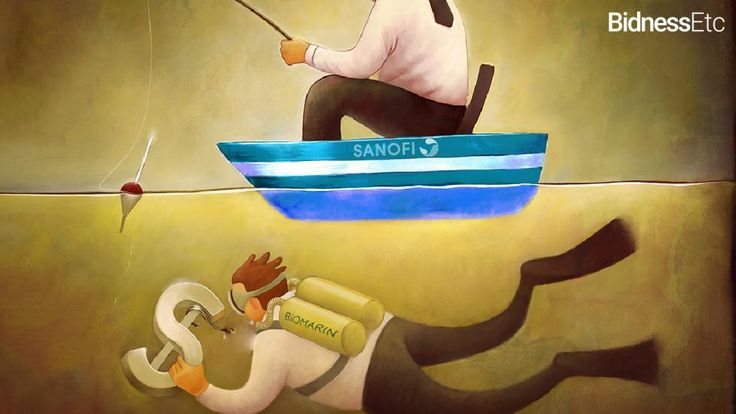 Can BioMarin Rumors be Sanofi's Ruse to Lure In Medivation?
