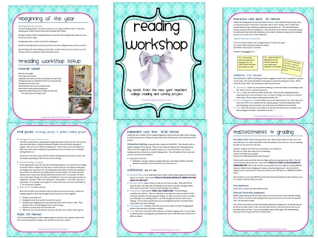 Lucy Calkins Parent Letter For Readers Workshop In Kindergarten