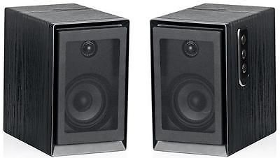 Compact and Shelf Stereos: Sykik Pro Sp2551bt Bluetooth Enabled 50W Powered Monitor Speakers Hd Sound New -> BUY IT NOW ONLY: $76.69 on eBay!