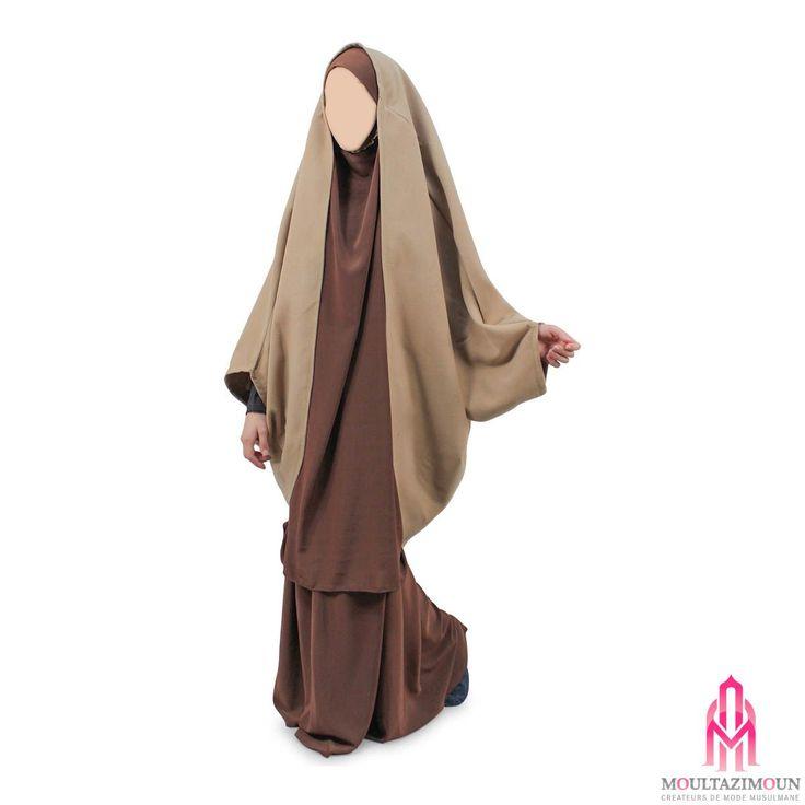 Jilbab Manteau - Al Moultazimoun #Overhead #coat #khimar #jilbab #jilbab #best #abaya #modestfashion #modestwear #muslimwear #jilbabi #outfit #hijabi #hijabista #long #dress #mode #musulmane #clothing