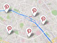 Pinterest lancia i Place Pins: come usarli per l'hotel?