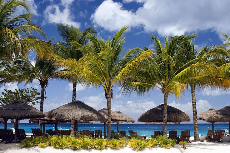 Лишь три загадки острова Косумель #Mexico #Cozumel
