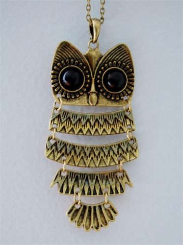 Owl Necklace: Favorite Owl, Owl Necklaces, Owl It, Owl Necklace Now, Owls 33, Owl Necklace Hav, 3Owls 3, Owl An Butterfly Jewelry