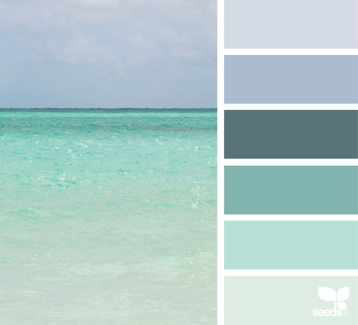 { color horizon } image via: @thebungalow22