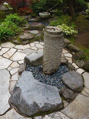 1000 images about japanese gardens on pinterest gardens for Garden fountains portland oregon