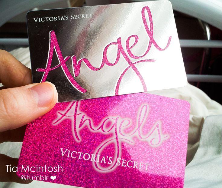 victoria's secret angel card - 736×621