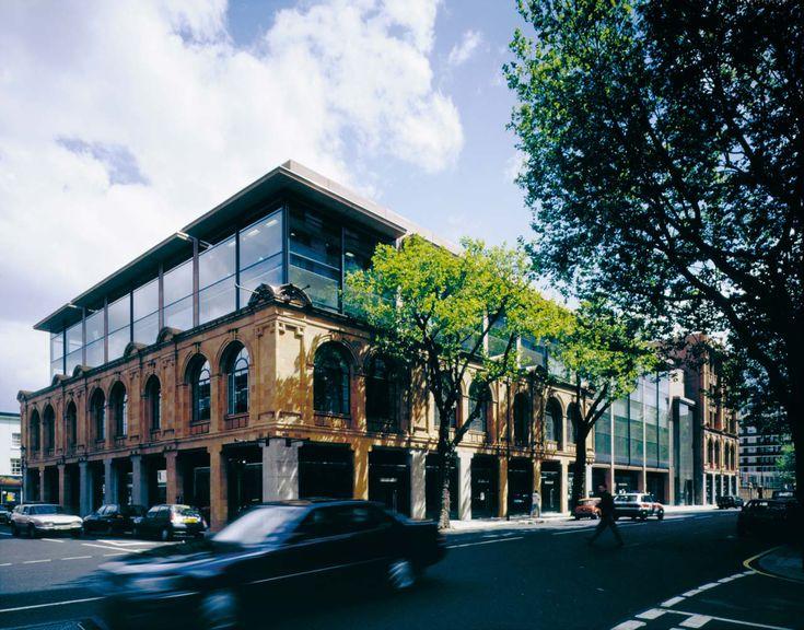 60 Sloane Avenue Building   Slideshow   Stanton Williams Architects